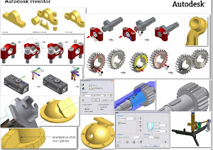 INVENTOR AUTODESK PARA PROJETO MECNICO - DO BSICO AO AVANADO