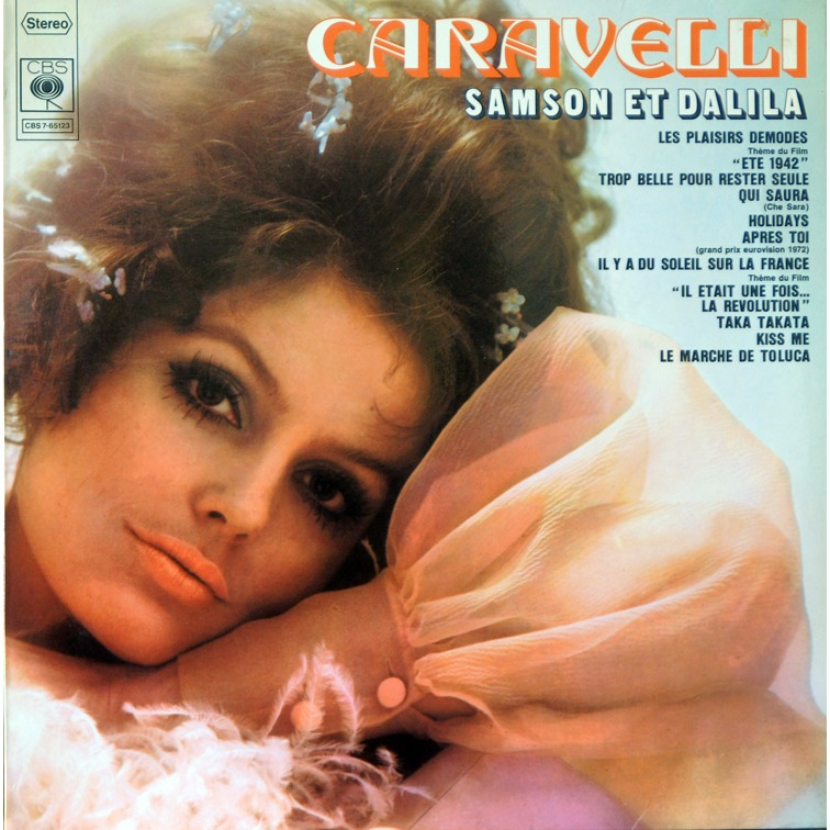 Caravelli And His Magnificent Strings Caravelli Et Ses Violons Magiques Douce France