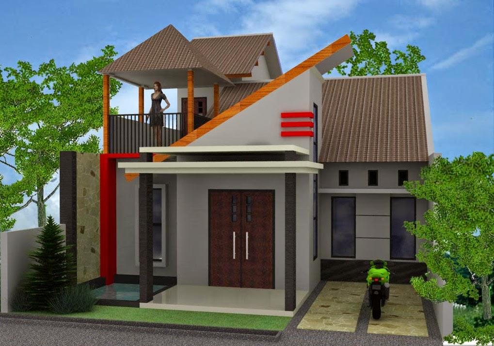 model rumah terbaru, desain rumah terbaru 2015