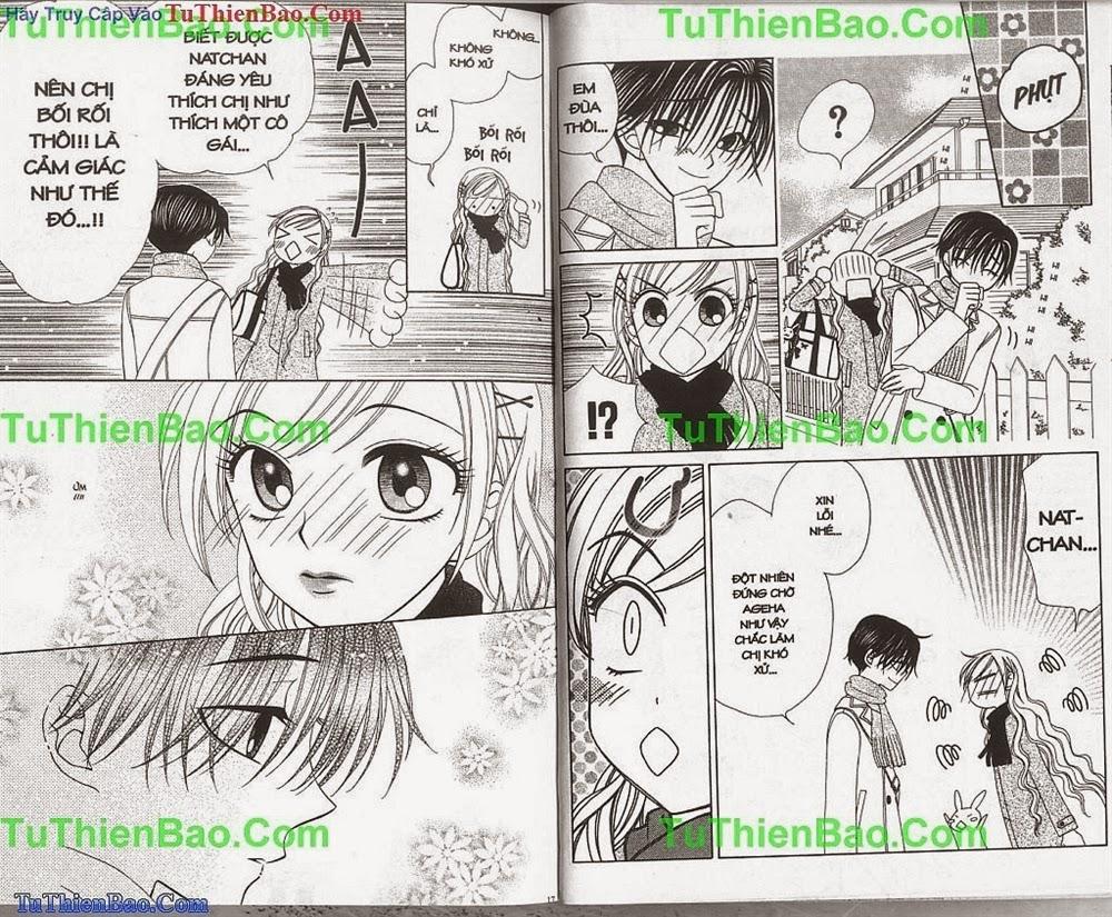 V B Rose chap 8 - Trang 9