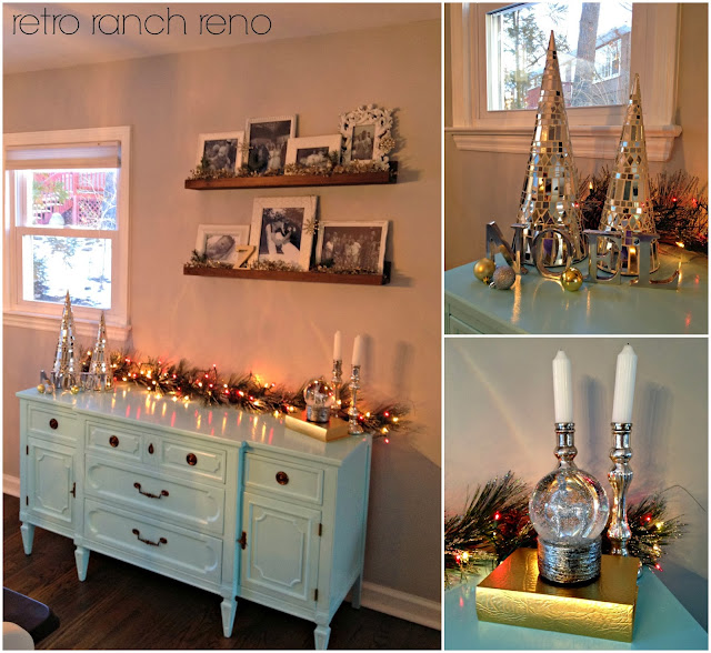 Retro Ranch Reno Our Rancher Before After: Retro Ranch Reno: Our Home Tour...The Christmas Edition