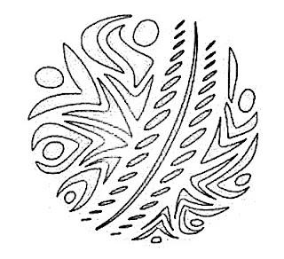 ICC Cricket World Cup 2011 Logo Sketch