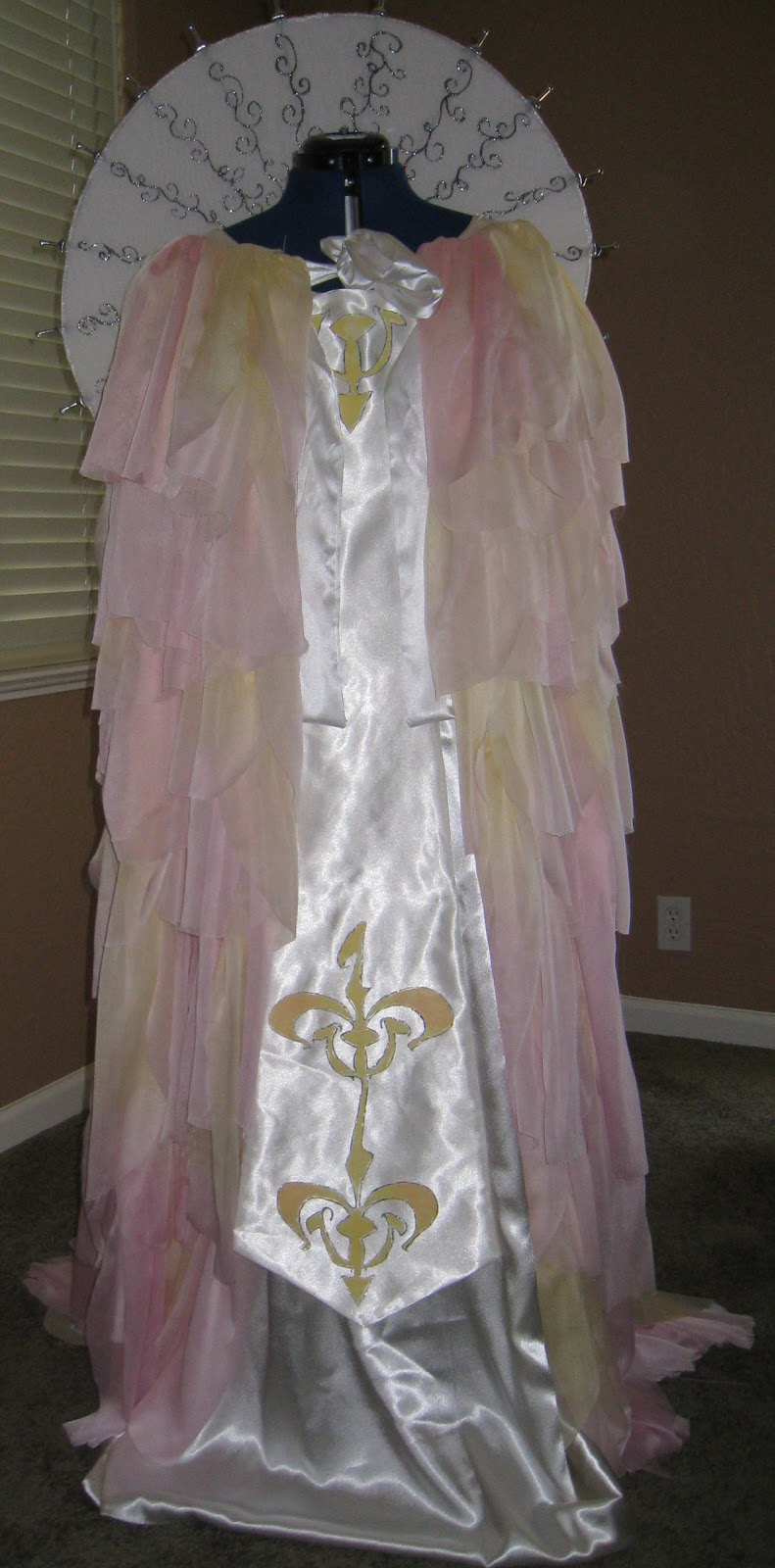 Star Wars Couture: Star Wars Episode I - Celebration Parade Gown