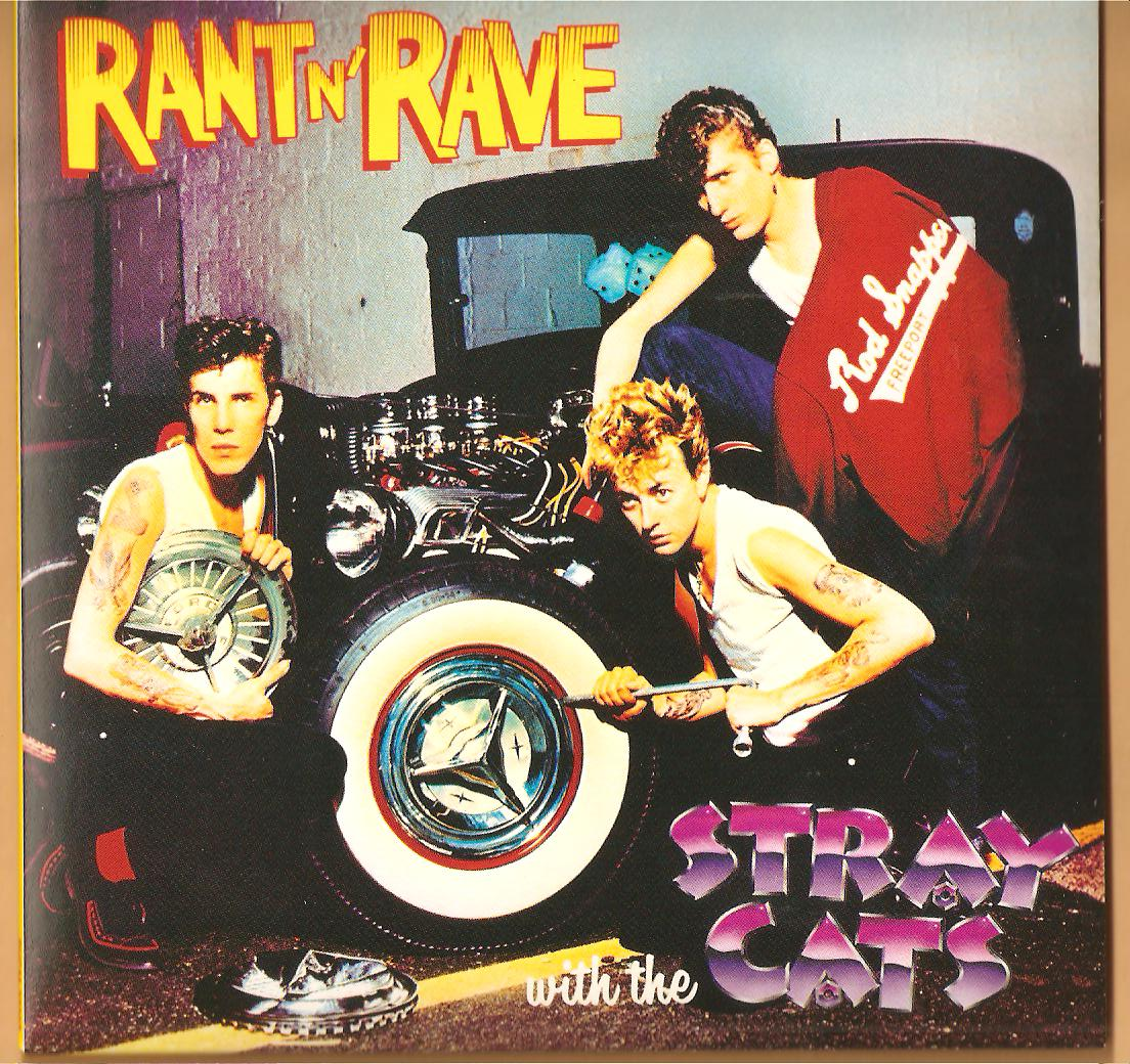 stray cats discography