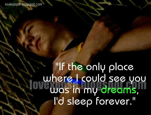 sweet dream quotes for her
