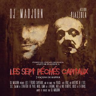 DJ MadJohn - Les 7 Peches Capitaux (2015)