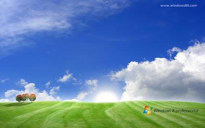 Windows 8 Arka Plan