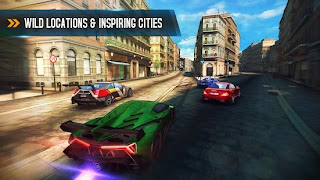 Asphalt 8: Airborne Wild Locations &amp Inspiring Cities