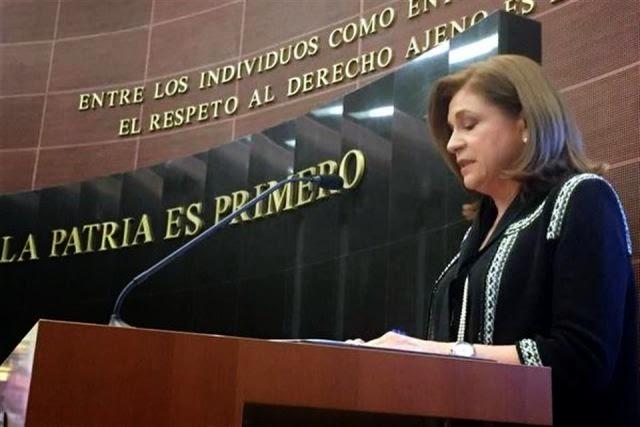 Arely Gómez, la nueva líder de la PGR