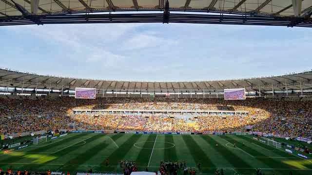Turismo do Rio de Janeiro estádio de futebol Maracanã