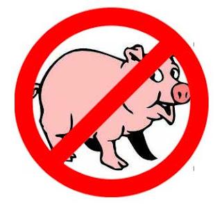 katakan tidak kepada babi