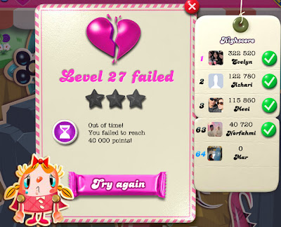 Candy Crush Funny Quotes