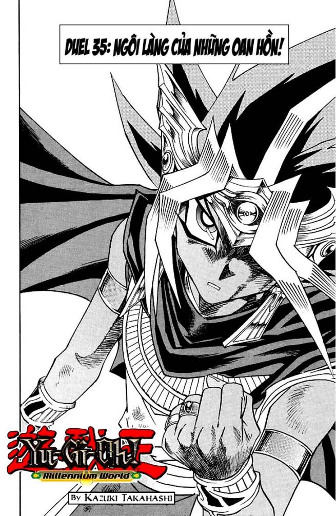 YuGi Oh – Vua Trò Chơi chap 313 Trang 2