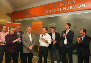 Casa do Empreendedor é inaugurada no Bay Market