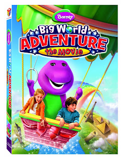 Barney Big World Adventure