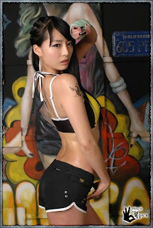 Seo You Jin Korean Super Sexy Boxer Fashion 7