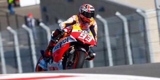 Hasil MotoGP Austin Amerika 22 April 2013
