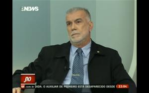 Profº da UFRJ Francisco Carlos Teixeira desiste da GloboNews por criminalização de movimento social