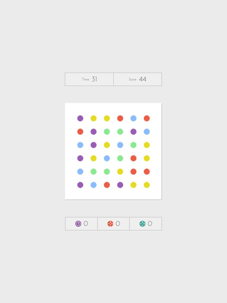 Dots: A Game About Connecting App iTunes App By Betaworks One - FreeApps.ws