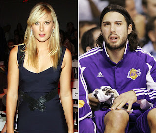 Sasa Vujacic Girlfriend