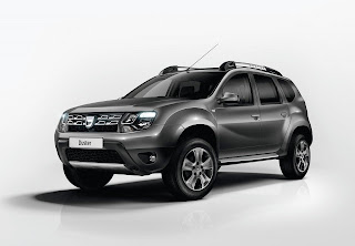 Dacia Duster 2014 restyling