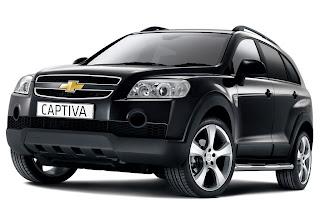 Harga Mobil Chevrolet
