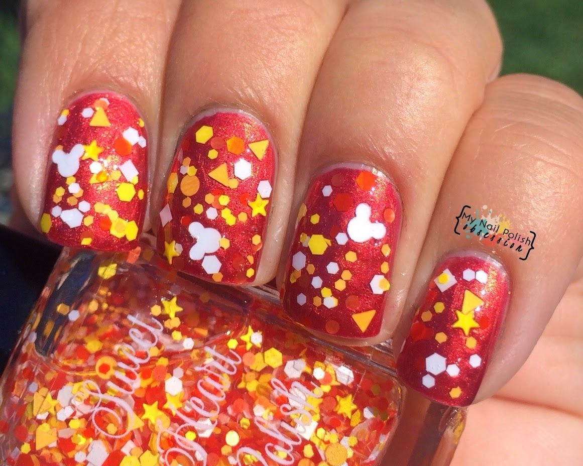Sweetheart Polish Mickey's Sweet Treat