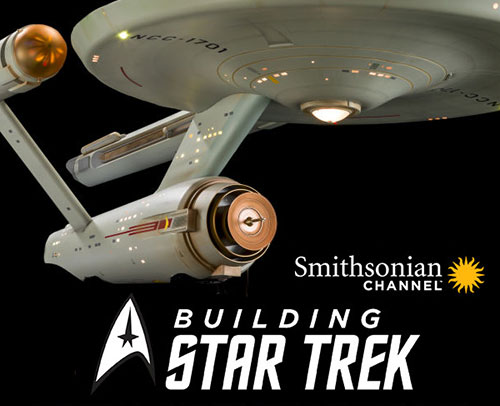 Building<br> Star Trek
