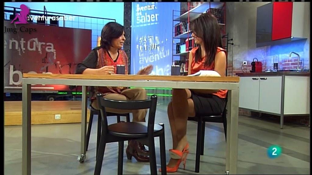 MARIA JOSE GARCIA, LA AVENTURA DEL SABER (12.11.14)