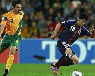 أهداف مباراة اليابان واستراليا 1-1 في تصفيات كأس العالم 12-6-2012
