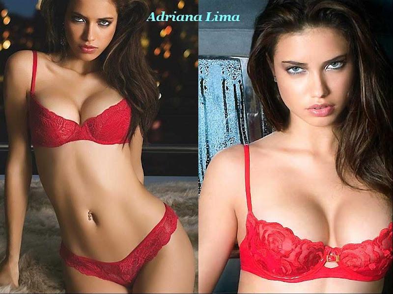 Adriana Lima title=