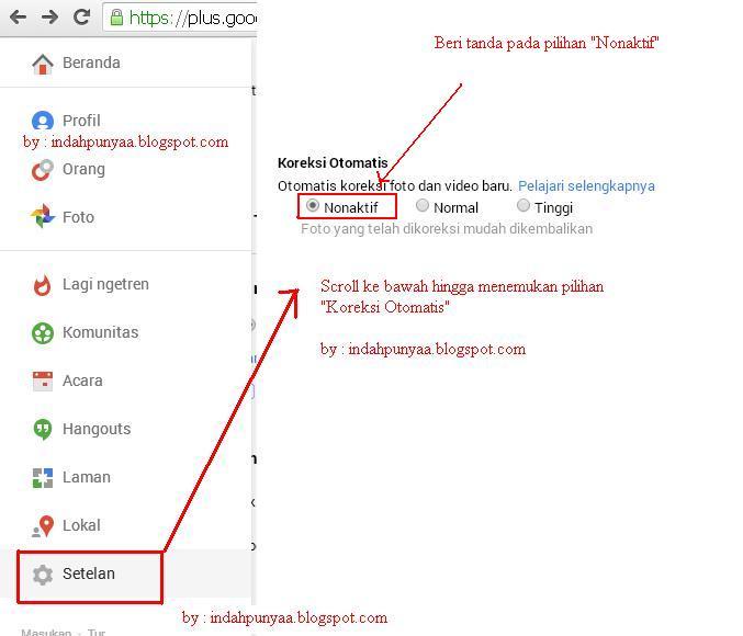 Cara Memperbaiki Gambar Menjadi Gelap Ketika Di Upload Ke Blogger
