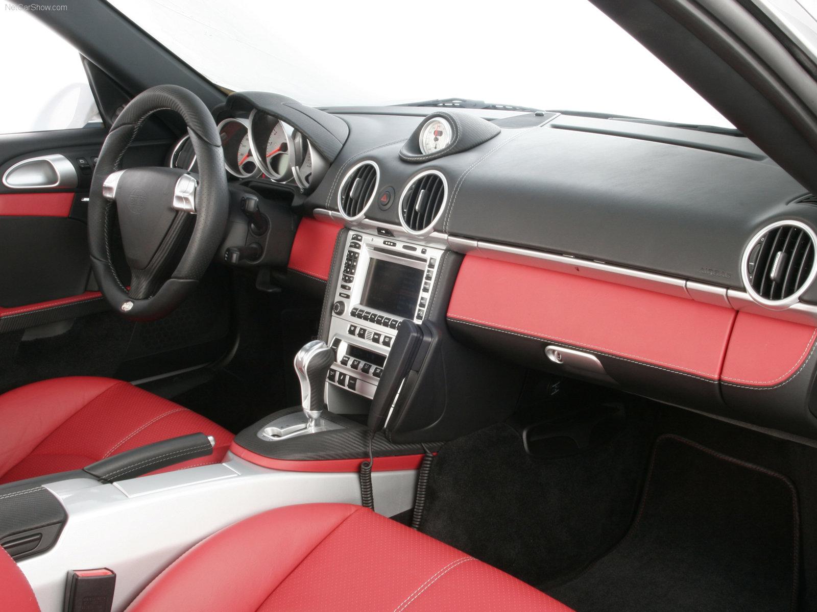 Hình ảnh xe ô tô TechArt Porsche Cayman 2006 & nội ngoại thất