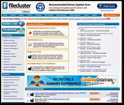List Best Websites To Download Free Software 9