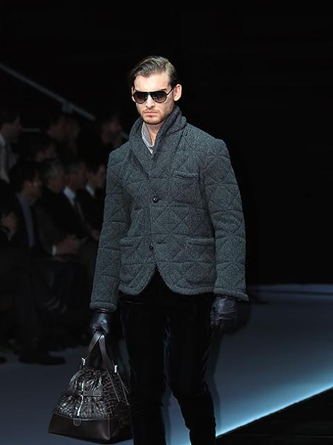 Giorgio Armani,  Moda uomo