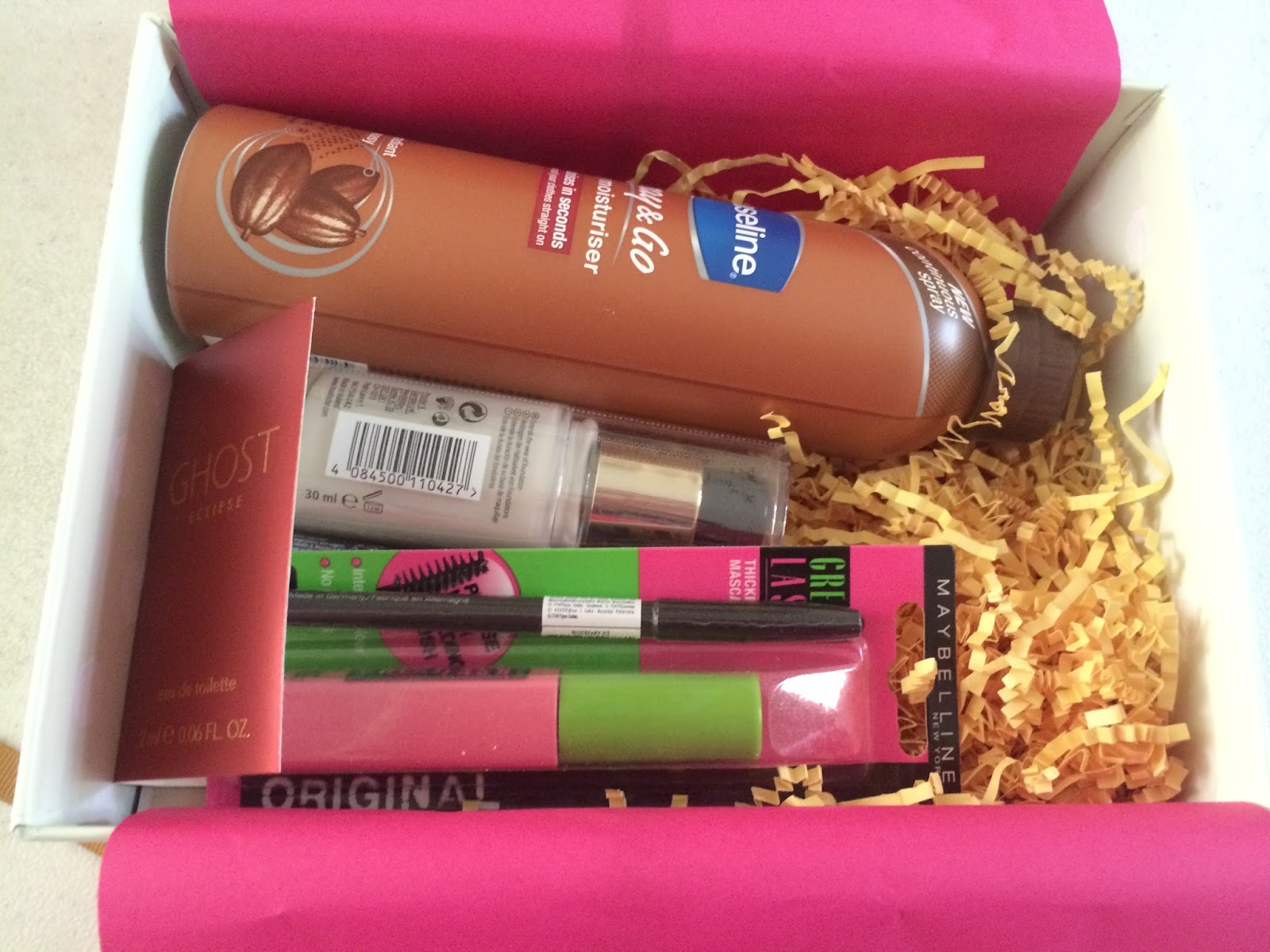 Glossybox for Superdrug - May Box
