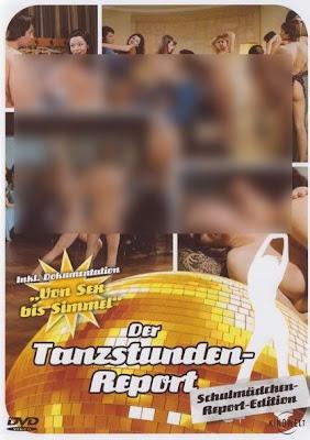 Репортаж о школе танцев / Der Tanzstunden Report. 1973.