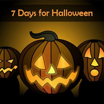 Halloween Countdown: 7 Days ~ How to Make Halloween Pumpkins [Video ...