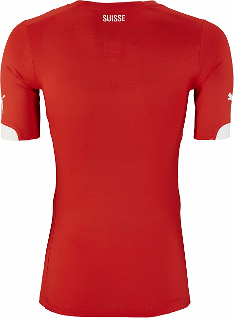 Puma divulga camisas da Suíça para a Copa do Mundo - Show de Camisas 2502af34c75b7