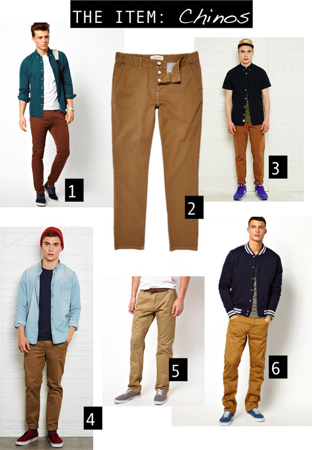 Best selection of cool looking #chinos, men's outfits with chinos