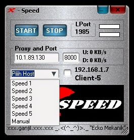 Inject Telkomsel X-Speed 18 Oktober 2014
