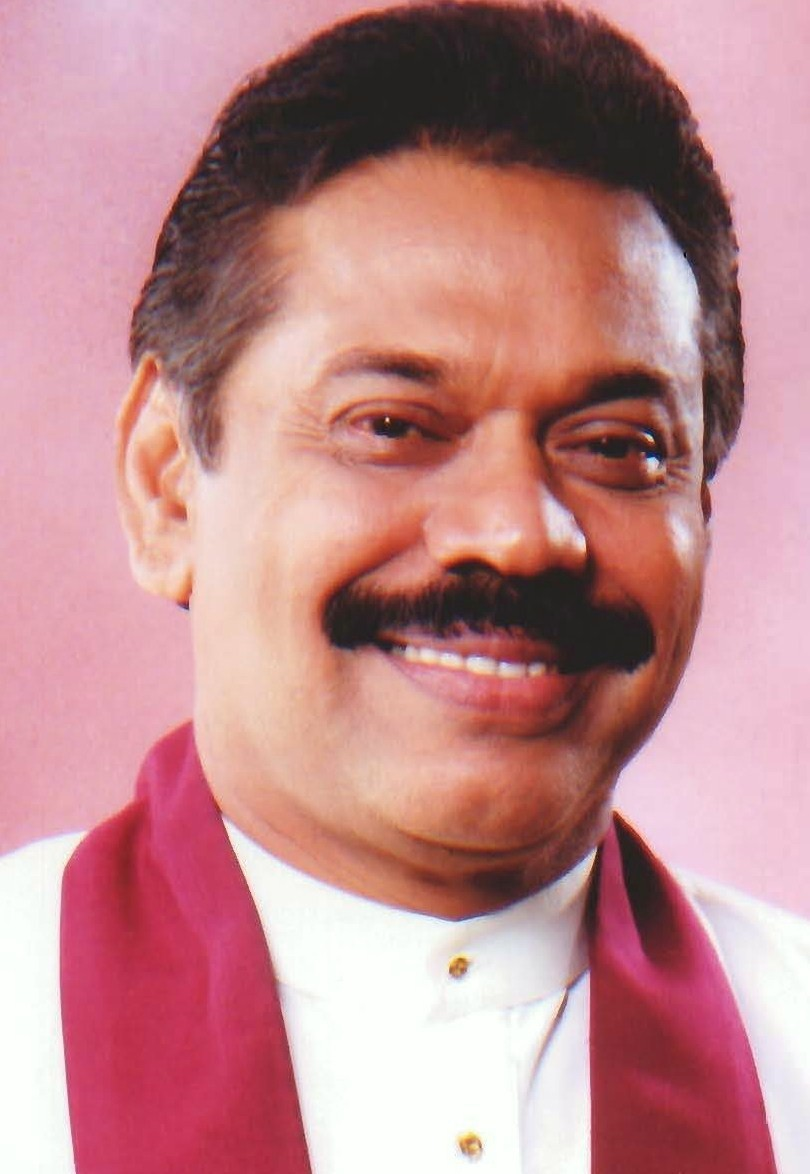 mahinda rajapaksa Last year proved to be an unpredictable year for sri lankan politics mahinda rajapaksa, the man who ended the country's civil war in 2009 was booted out of office by.