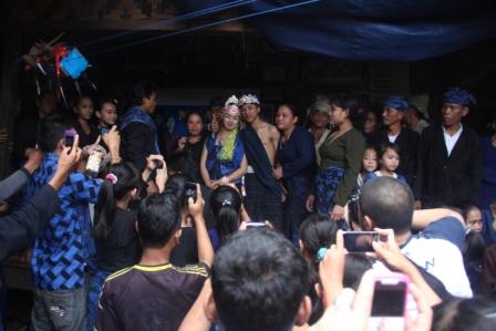 Sakralnya Pernikahan Suku Baduy Tak Kenal Cerai, Tak Kenal Poligami