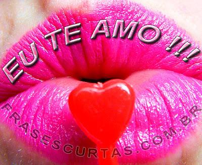 beijo com amor