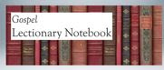 lectionary notebook