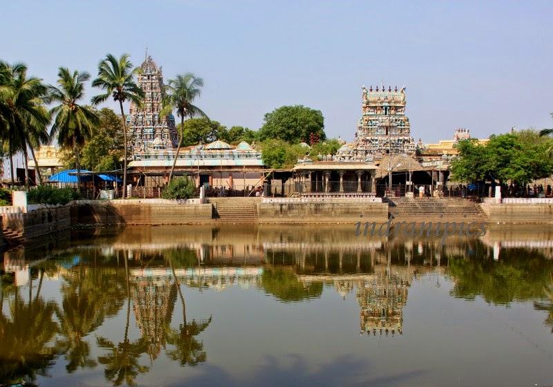 Pillaiyarpatti Karpaga Vinayagar Kovil Temple, Chettinad, Tamil Nadu