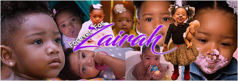 Forever For Zairah