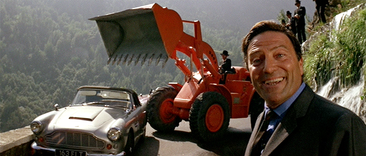 Zero To Sixty The Italian Job 1969