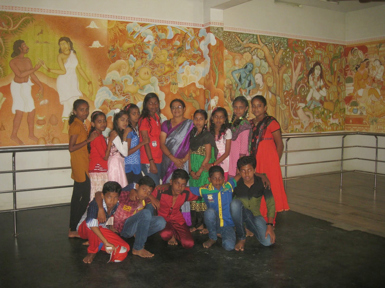 പഠനവിനോദയാത്ര.....2015
