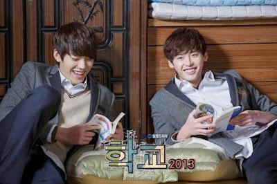 Biodata Pemain Drama Korea School 2013